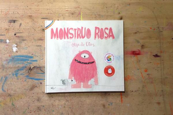 Monstruo Rosa Olga De Dios