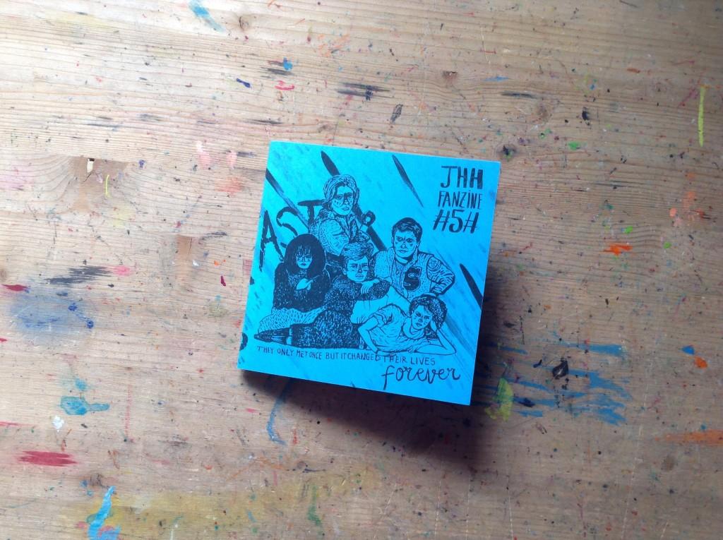 Jhh #5 Fanzine