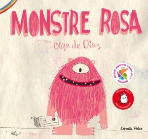Cuentacuentos Monstruo Rosa en BARCELONA